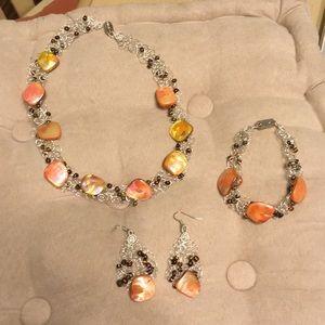 Jewelry - NIB Handmade Jewelry Set